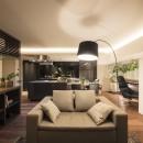 GRANTの住宅事例「穏やかに暮らせる家」