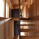 スキップフロアの家の写真 スキップ階段