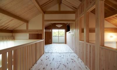子供室(将来)をみる|スキップフロアの家