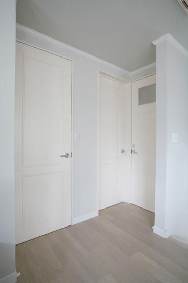 N邸 (シンプルで存在感のあるドア)