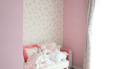 N邸 (甘い雰囲気の花柄&ピンク)