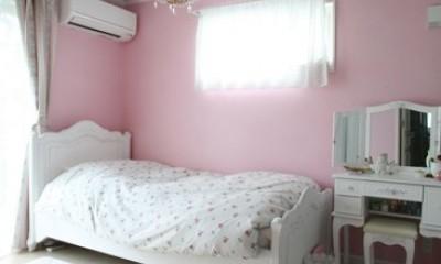 N邸 (ロマンティックなベッドルーム)
