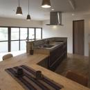 移りゆく住まいの写真 移りゆく住まい 2階キッチン・ダイニングテーブル4