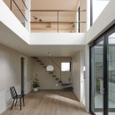 KASA ARCHITECTSの住宅事例「高円寺の賃貸併用住宅」