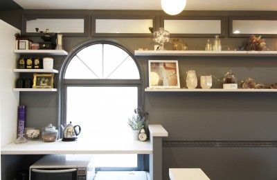 キッチン (GELATO PIQUE HOME)