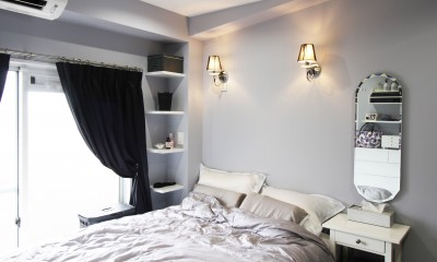 GELATO PIQUE HOME (ベッドルーム)