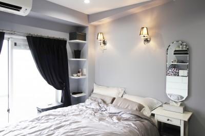 ベッドルーム (GELATO PIQUE HOME)