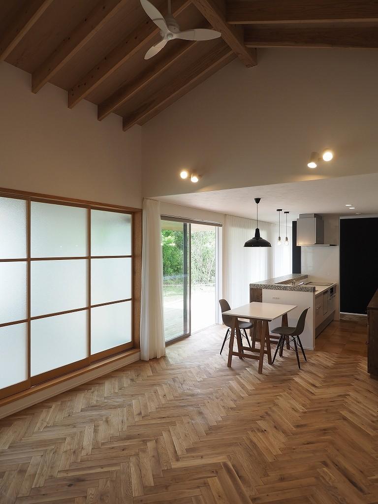 吉野町の家 (LDK)