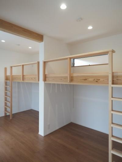 子供室 (吉野町の家)