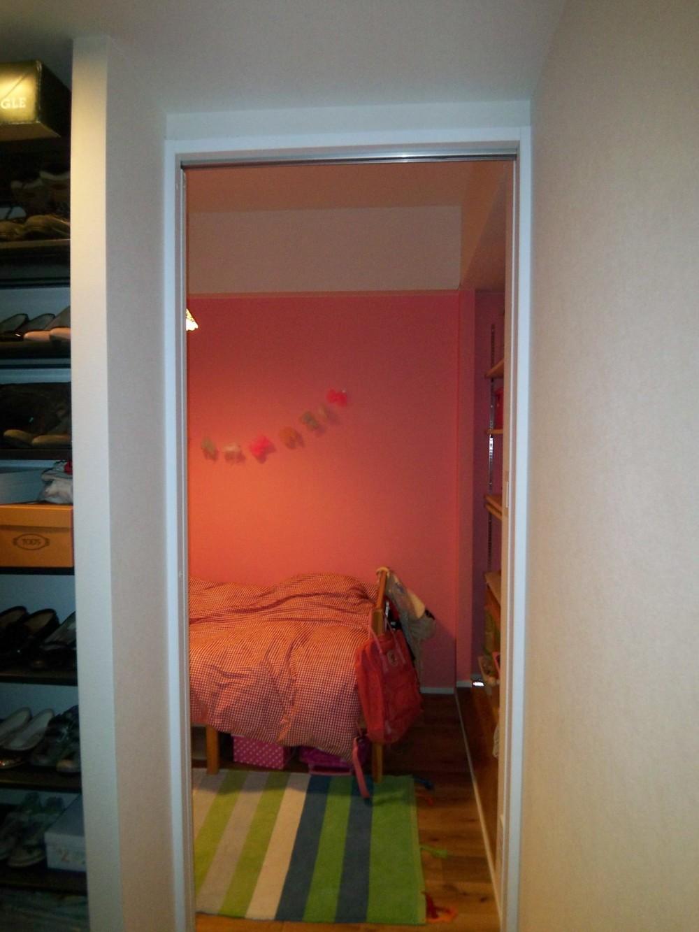 K様邸 (Bed Room)