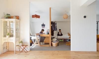 暮らしと道具とキッチン (子供部屋)
