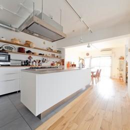 キッチン (暮らしと道具とキッチン)