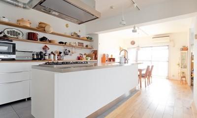暮らしと道具とキッチン (キッチン)