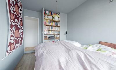 暮らしと道具とキッチン (ベッドルーム)