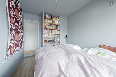 ベッドルーム (暮らしと道具とキッチン)