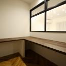 ラブ・アーキテクチュアの住宅事例「BISTROハウス~卓越した家庭料理とワインが愉しめる家~」