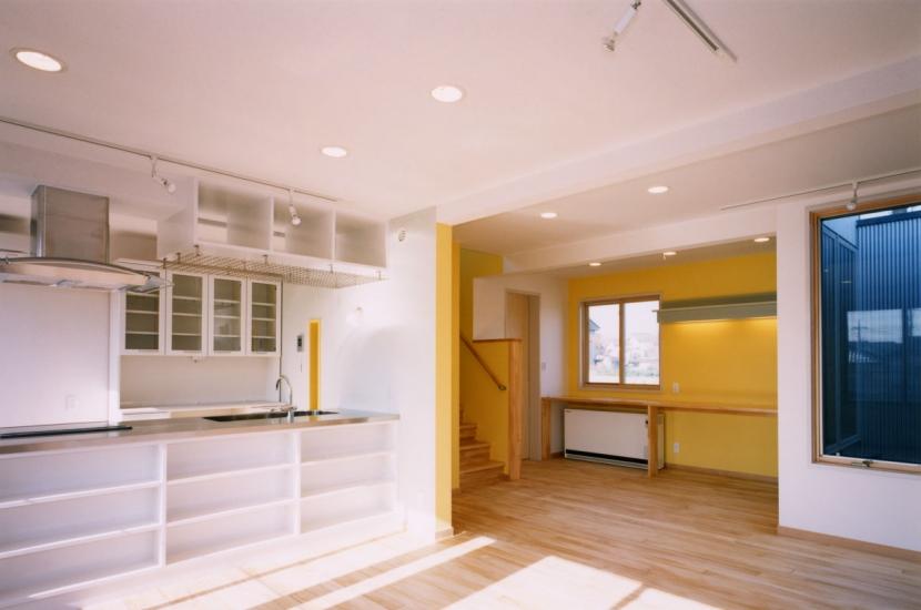 建築家:米村和夫「7人家族の家」