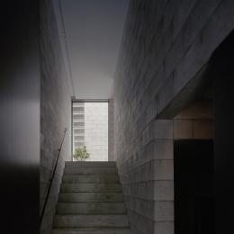 701-house (エントランスホール)