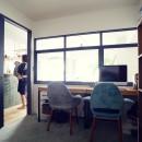 『a continue』 ― 「これから」を描く部屋の写真 ワークスペース
