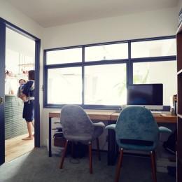 『a continue』 ― 「これから」を描く部屋