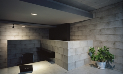 701-house (書斎)