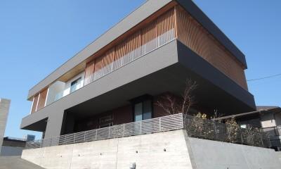 K4-house「空中の家」