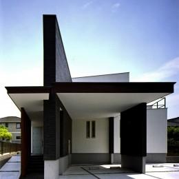 K2-house「回廊の家」 (K2-house「回廊の家」)