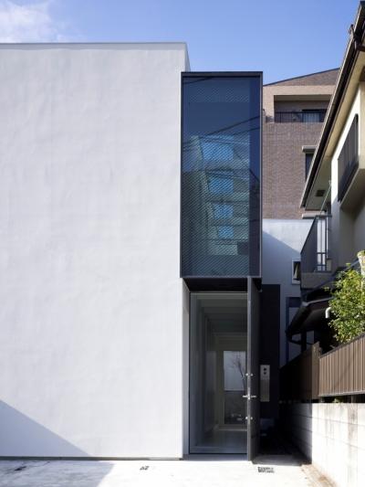 Roji-house (外観)