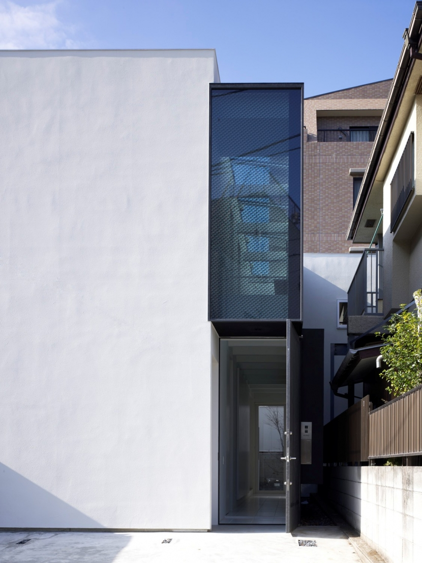 Roji-houseの部屋 外観