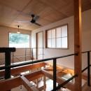 道建設の住宅事例「自然素材に囲まれた個性豊かな終の住処」