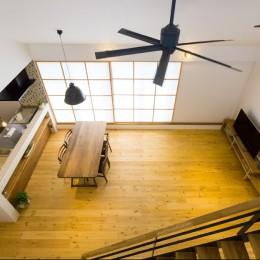 Kolmio - 三角屋根が特徴的な平屋みたいな2階建て
