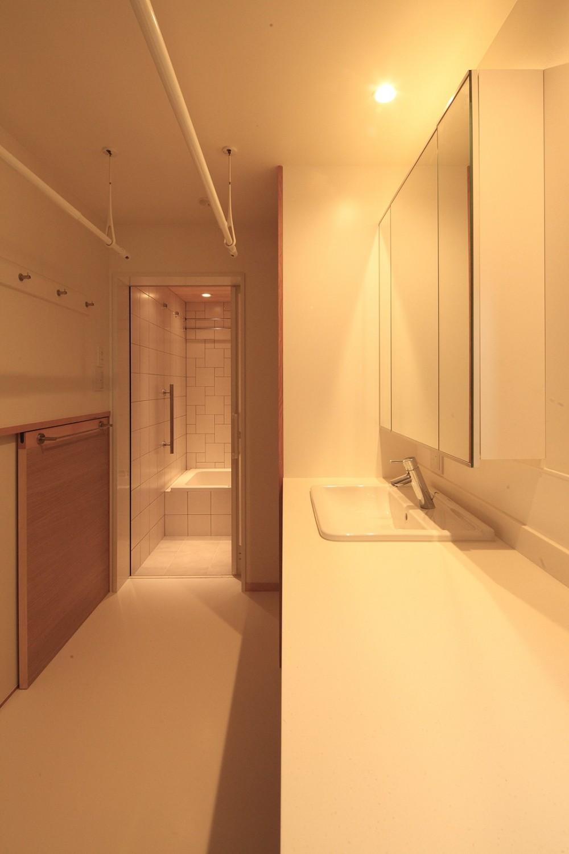 建築家:鈴木 道子「松ヶ崎の家2」