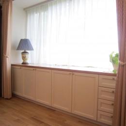 オーダーメイド家具で作る、私たちらしい空間 (ダイニング)