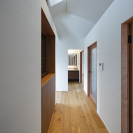 豊中の家(リノベーション) (2階ホール)
