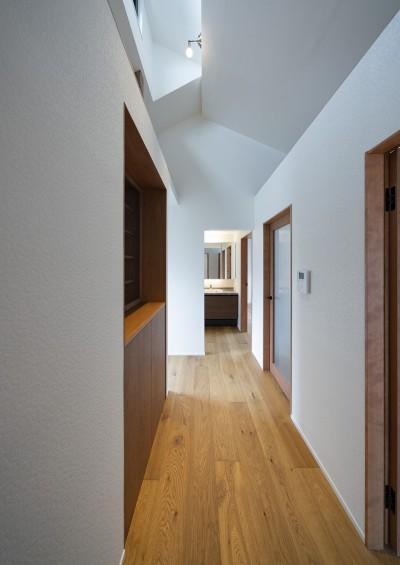 2階ホール (豊中の家(リノベーション))