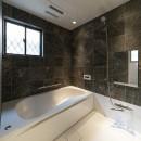 豊中の家(リノベーション)の写真 浴室
