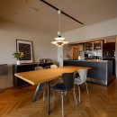ラブ・アーキテクチュアの住宅事例「スカイアパートメント」