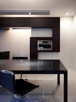 Roji-house (キッチン)