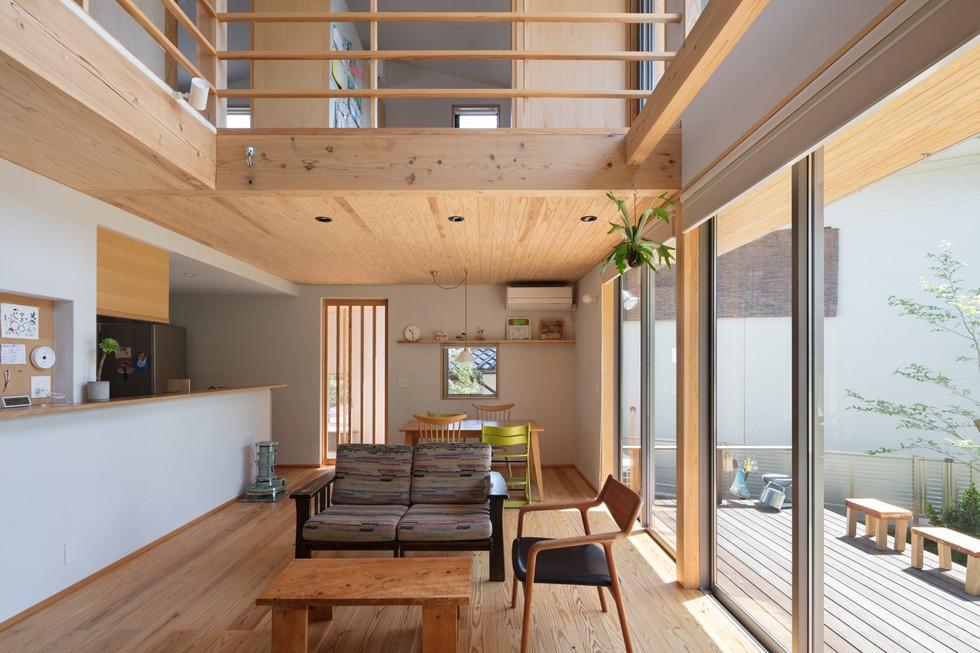 福田 征央「飯倉の家」