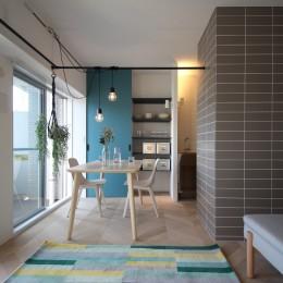 house k/r (Living,Dining,Kitchen)