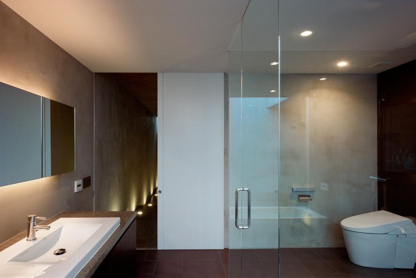 八王子ツリーハウスの部屋 バスルーム