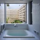 眞野サトルの住宅事例「Saito site」