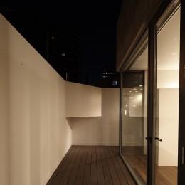 清水谷の家 (テラス)