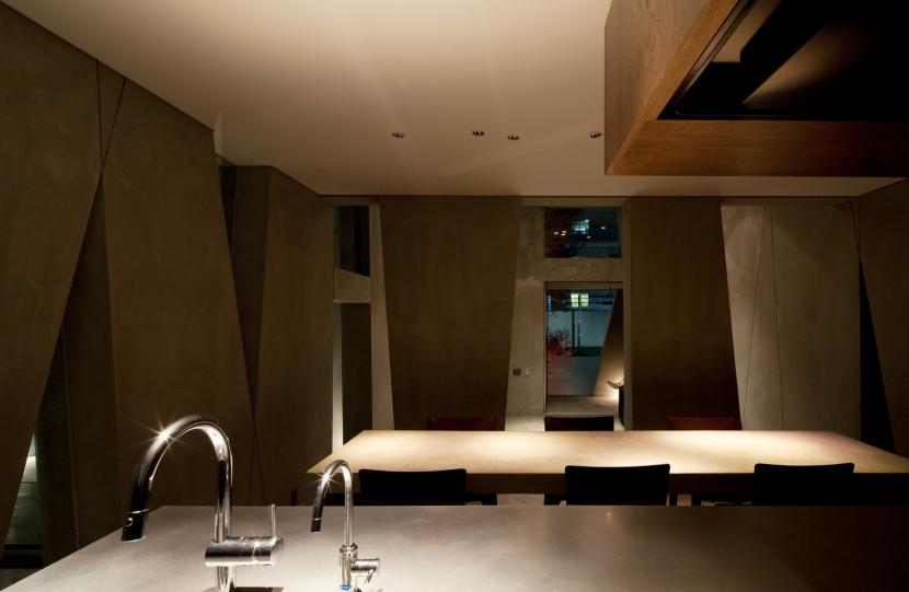 八王子ツリーハウスの部屋 キッチン