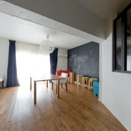 一緒に作るDIY住宅 (工作・英会話教室スペース)