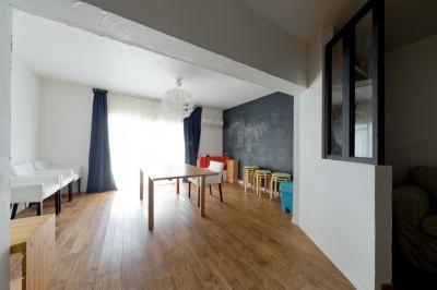工作・英会話教室スペース (一緒に作るDIY住宅)