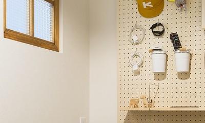 ベッドから手が届くスイッチの高さ@デコレーション・ハウス|デコレーション・ハウス