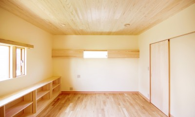 珪藻土のベッドルーム|珪藻土の自然素材リフォーム
