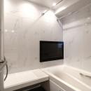 港区 A 邸[スケルトンリフォーム]の写真 バスルーム