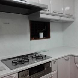 キッチン (あま市 W様邸 住宅改装(キッチン・洗面台・バス・トイレ))